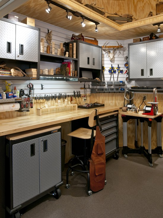 Wood Carver S Workshop