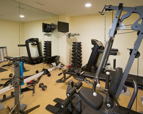 Hampden Exercise Room
