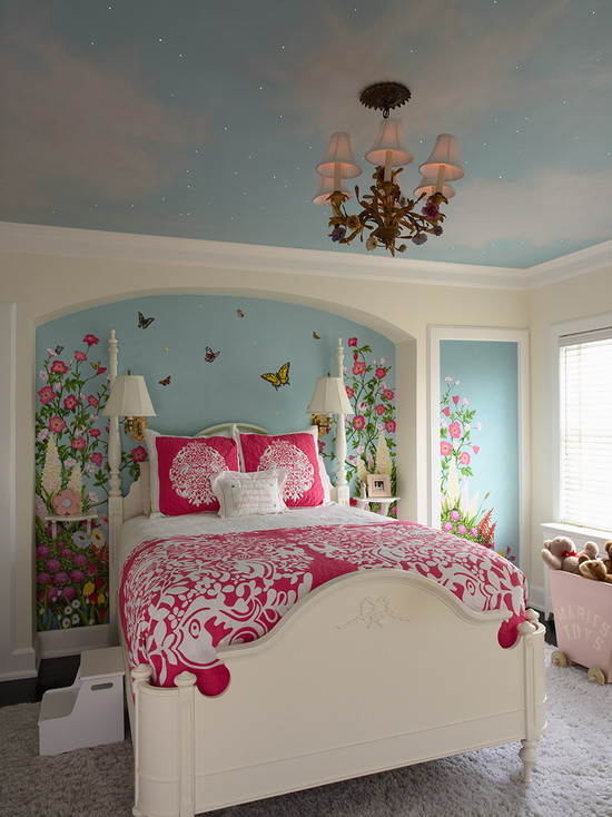 Little Girl S Bedroom