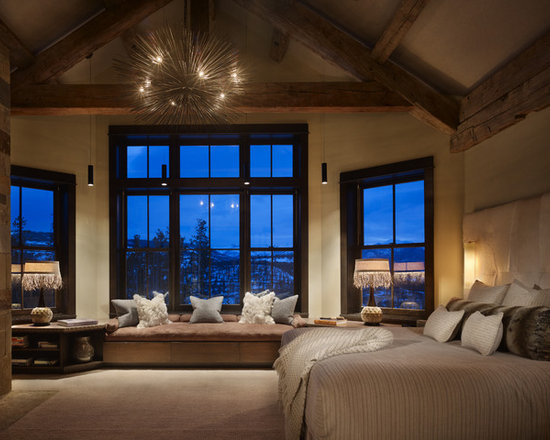 Yellowstone Residence Bedroom