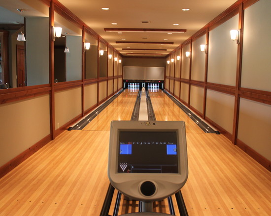 Bowling Alley Installation