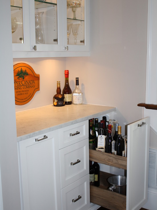 Customized Wet Bar