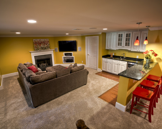 Finished Basement Malvern