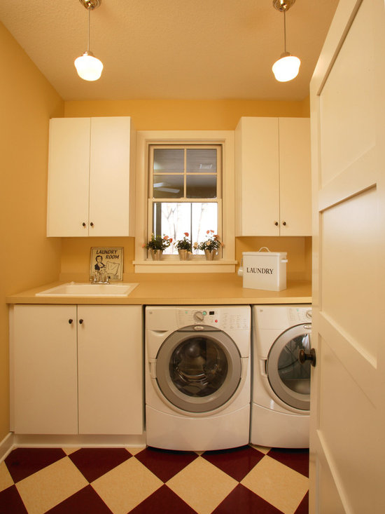 Sunny And Simply Laundry Room