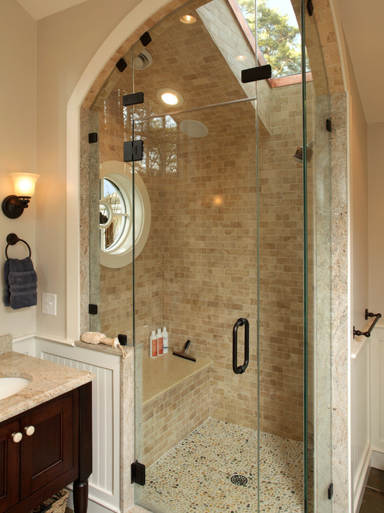The Beaverbrook Master Bath